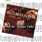 Downloadable Banjo Tabs - All In