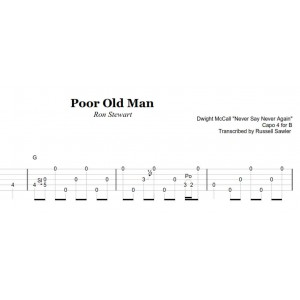Downloadable Ron Stewart Banjo Tabs Volume 1