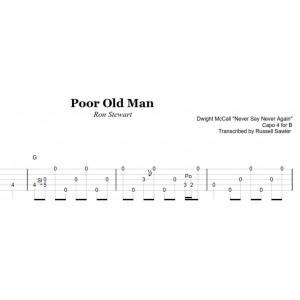 Downloadable Ron Stewart Banjo Tabs Volume 1