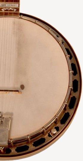 Ron Stewart's Yates Banjo